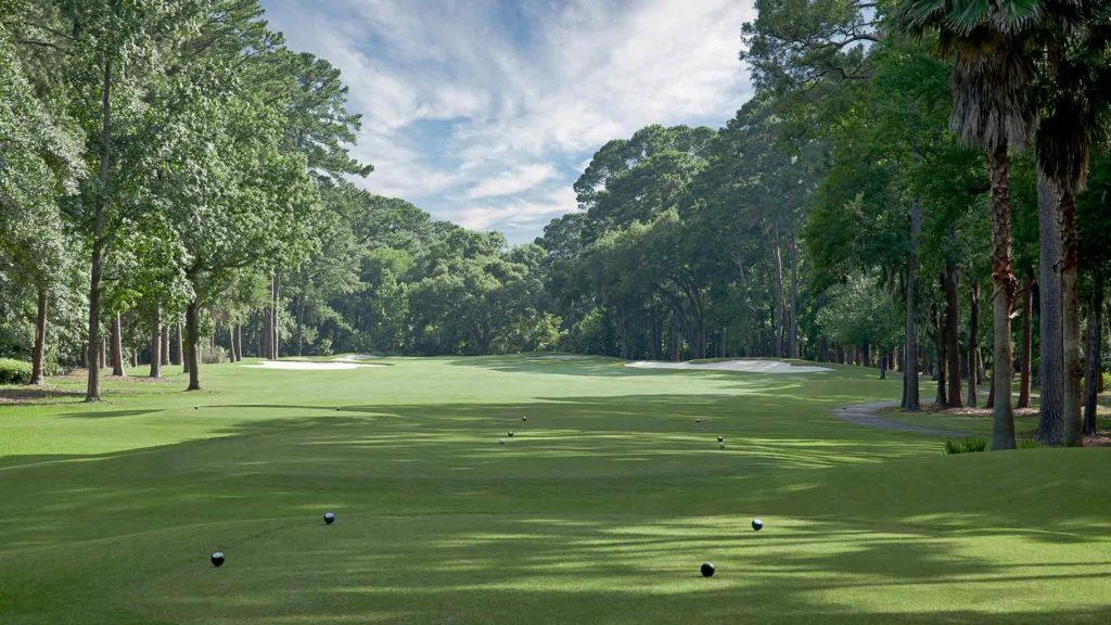 Hilton Heads Hidden Golf Gem